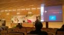 Presentación de ID-forest en el congreso