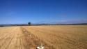 Campo después de cosechar trigo, Ayoó de Vidriales