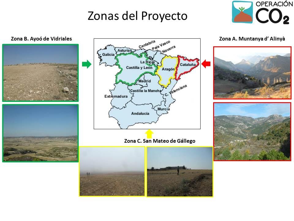 Acciones para alcanzar la meta life de la ue operaci n co2 for Viveros fuenteamarga