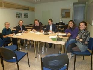 Exitosa presentación del proyecto Operación CO2 ante dos importantes centros de investigación Catalanes