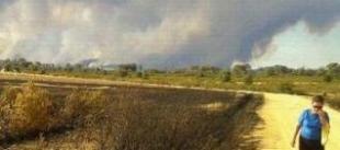 Controlado el incendio de El Cubo que afectó a 825 hectáreas, según datos de la Junta