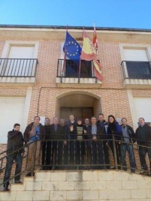 Segunda reunión oficial en Barcelona y Ayoó de Vidriales