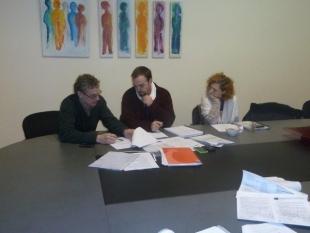 Curso de formación para los socios en Barcelona y Ayoó de Vidriales