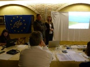 Ejemplar cooperación entre proyectos LIFE+