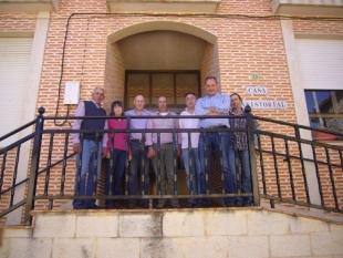 El proyecto Life 10 Cultivos Tradicionales visita el proyecto Life 11 Operación CO2