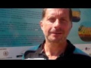 Entrevista al profesor Jean Pierre Scherer, experto en suelos