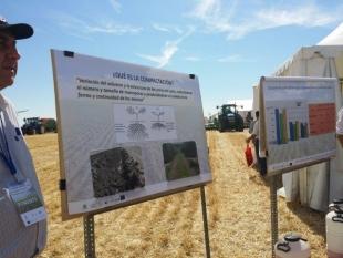 Networking en la Jornada Internacional de Agricultura de Conservación