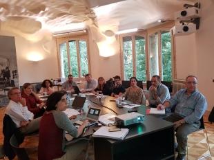 Se reúne el panel de Expertos en Carbono en Barcelona