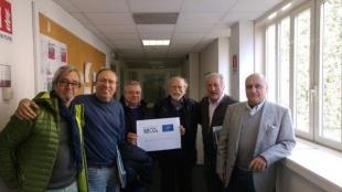 Cooperación entre expertos de universidades italianas y la UVa