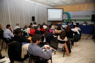 Presentación del proyecto en CONAMA 2016 - Agricultura, suelos y cambio climático