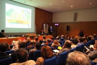 Presentación del proyecto en el seminario: Cómo hacer frente al cambio climático, Lisboa