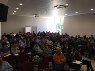 Asistencia a la conferencia sobre Visiones y metodologías para un futuro más sostenible en INEA, Valladolid