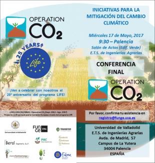 Invitación a la Conferencia Final del Proyecto en Palencia