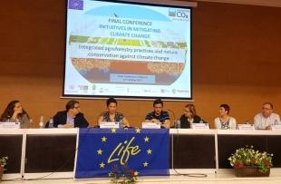 Exitosa celebración de la Conferencia Final del proyecto en Palencia