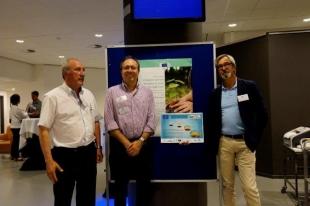 Excelente participación del proyecto en el taller sobre acciones de adaptación al cambio climático en Bruselas
