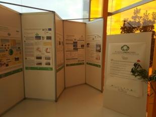 Presentes en el 7o Congreso Forestal Español en Plasencia - Extremadura