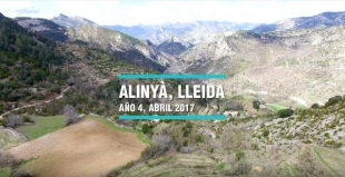 LIFE Operación CO2 - Resumen de las actuaciones realizadas en Alinyà-Cataluña