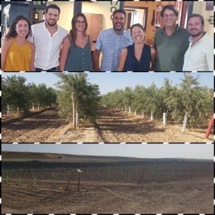 Visita para apoyar futura replicación en Andalucía