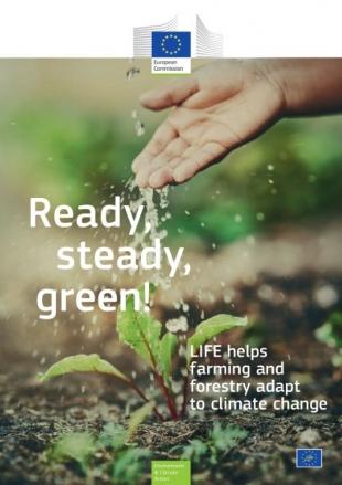 """Proyecto LIFE Operación CO2 en la revista """"Ready, Steady, Green!"""""""